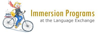 Immersion Programs Logo